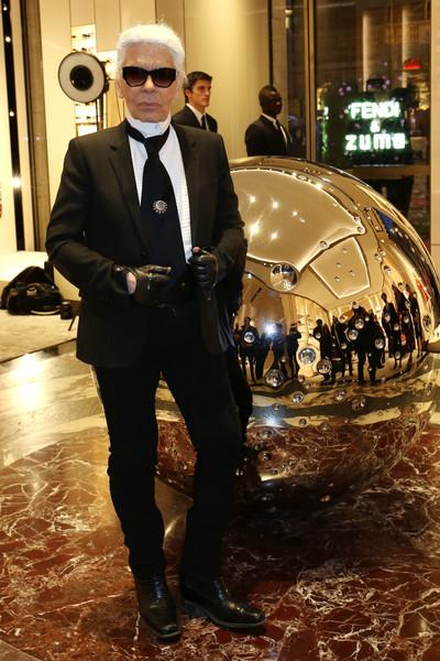 Karl+Lagerfeld+Palazzo+FENDI+ZUMA+Inauguration+uyAMW8JLcEel