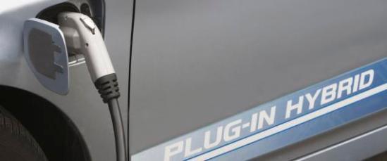 part of hybrid vehicle