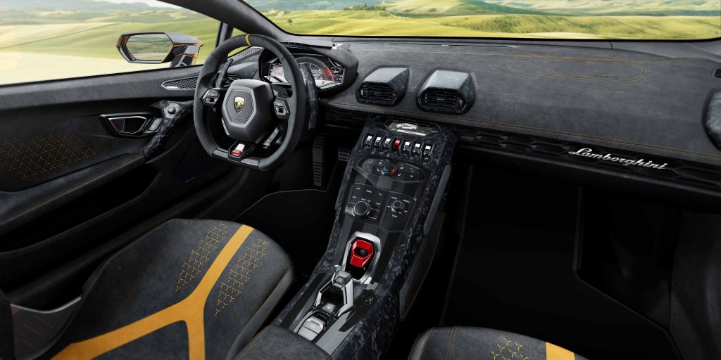 Lamborghini EMBARGO FINO ALLE 19